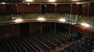 Antonio Castro repasa la historia del Teatro Lara