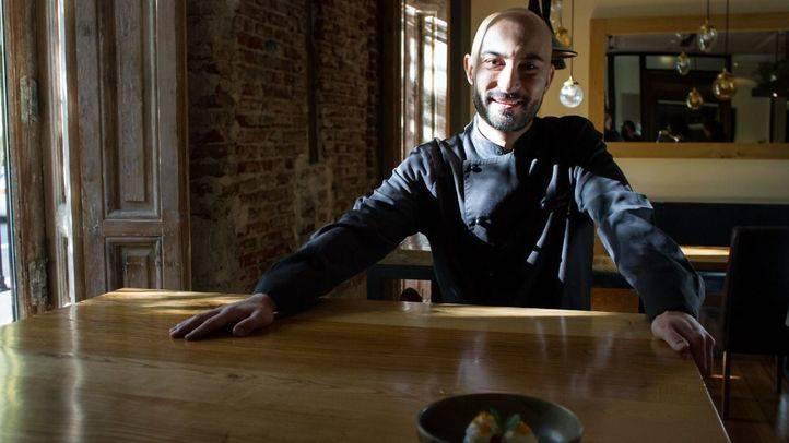 Manuel Domínguez, chef del restaurante Lúa