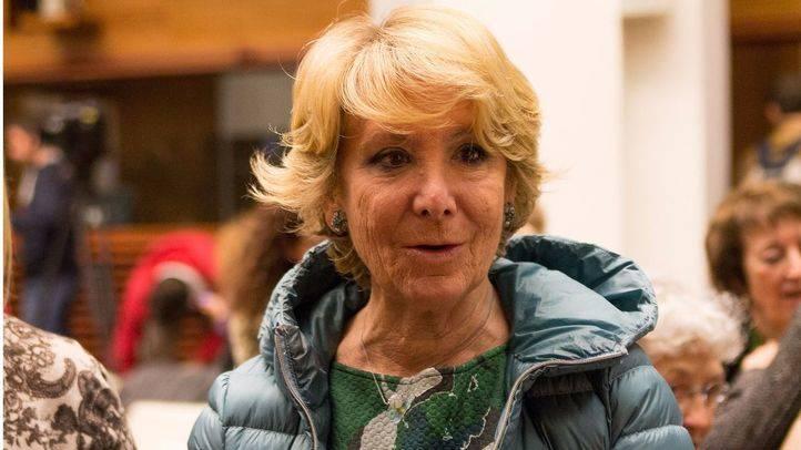 Aguirre interpondrá una demanda de protección del honor contra Pedro Sánchez por llamarla