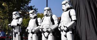 Star Wars desembarca por todo lo alto en Madrid