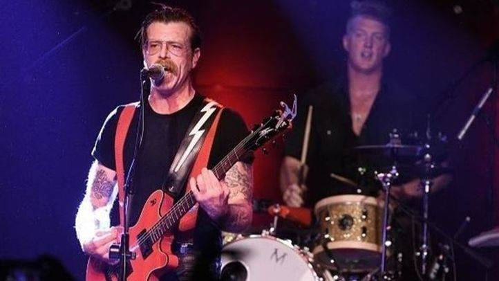 Eagles of Death Metal actuarán en Madrid en marzo