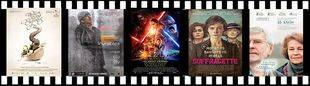Star Wars, protagonista absoluta en los estrenos de cine