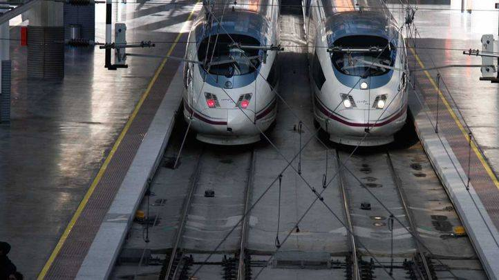 El AVE Madrid- Zamora estrena servicio este jueves, sin inauguración oficial