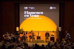 El Hospital Doce de Octubre acoge un festival de flamenco para sus pacientes