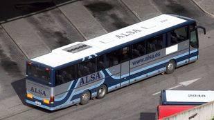ALSA ofrece tres millones de plazas para viajar esta Navidad