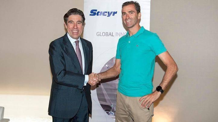 Sacyr firma un acuerdo de patrocinio con Dani Molina, triatleta paralímpico