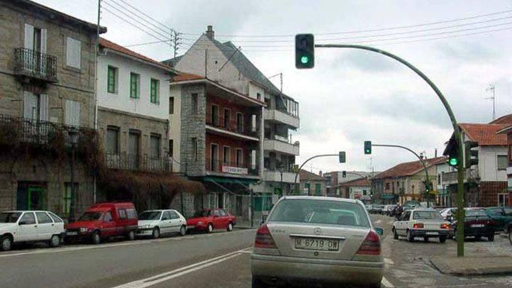 Una reyerta en Guadarrama deja un menor herido por arma blanca