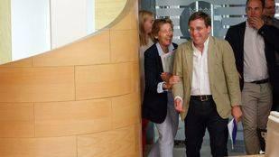 La concejal popular Alicia Delibes abandona el Ayuntamiento de Madrid