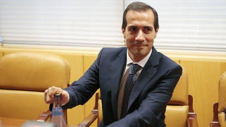 Salvador Victoria en la Comisión de Investigación de la Asamblea