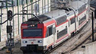 Tren de Cercanias Renfe (archivo)