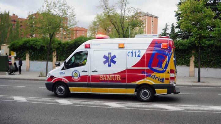 El Samur-Protección Civil amplía su flota con cinco nuevos vehículos