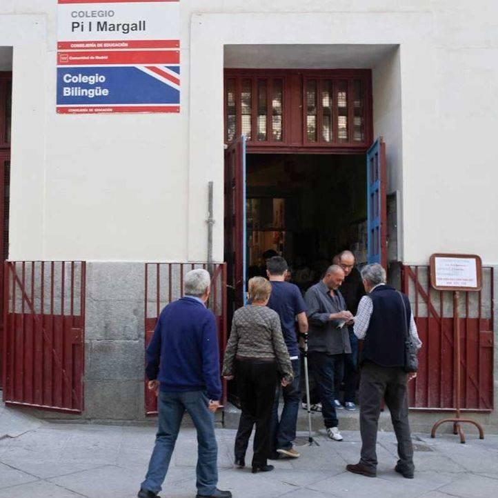 Más de 4,6 millones de electores, llamados a votar en Madrid