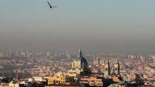 El Ayuntamiento no activa el protocolo por episodio de alta contaminación pero recomienda limitar la velocidad a 70km/h