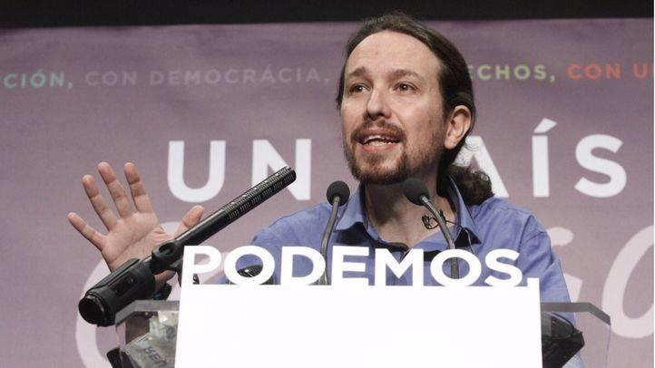 Podemos, primera fuerza en siete municipios madrileños