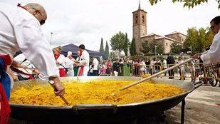 Más de 80.000 tapas de paella en la Expo de Milán