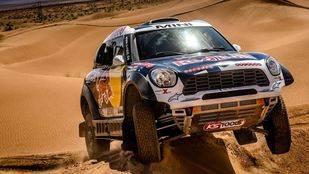 Mini All4, el coche a batir en el Rally Dakar