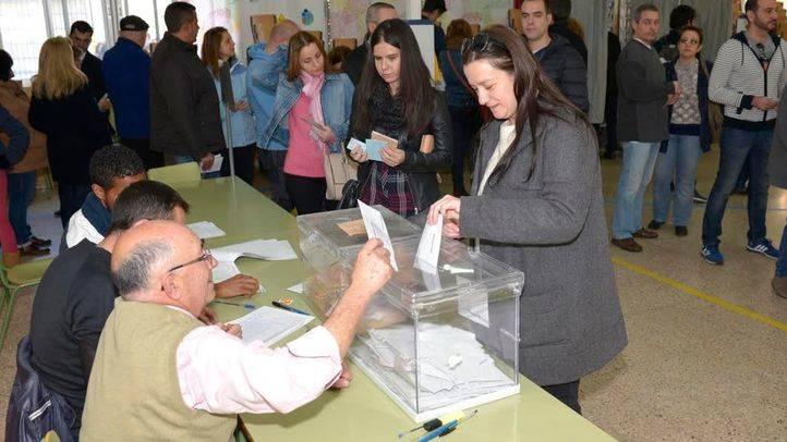 El PP ganó las elecciones en Valdemoro con el 28,6% de los votos seguido de Ciudadanos con el 26,4%