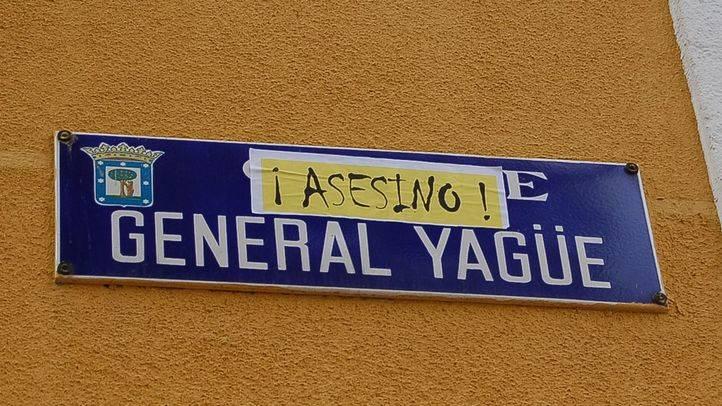El Ayuntamiento cambiará el nombre de una treintena de calles por su implicación con la dictadura franquista