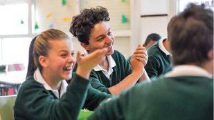 La innovación transforma el Colegio María Reina