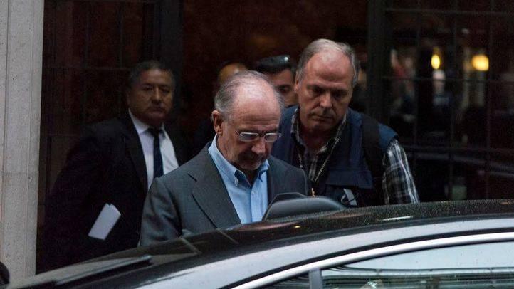 La URJC retira el doctor Honoris Causa a Rodrigo Rato