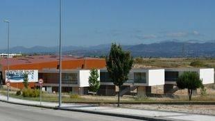 Centro de salud La Marazuela en Las Rozas