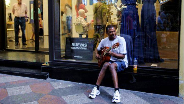 Los músicos callejeros no necesitarán licencia estas navidades para tocar al aire libre