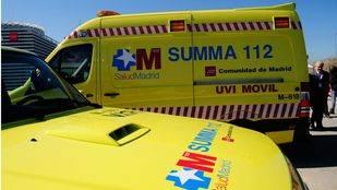Intoxicadas dos personas en Brunete tras la posible mala combustión de la caldera