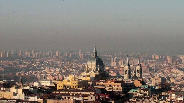 Activado el Escenario 1 por contaminación: limitación de la velocidad en la M-30 y accesos a la capital