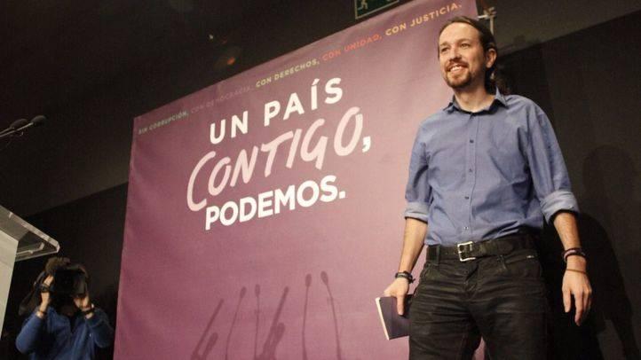 Podemos gana en el voto de los madrileños residentes en el extranjero