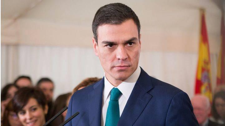 Pedro Sánchez, candidato por el PSOE (archivo).