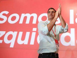 En directo, el discurso de Pedro Sánchez