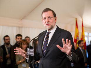 Rajoy recibe este lunes a Pablo Iglesias y Albert Rivera en Moncloa