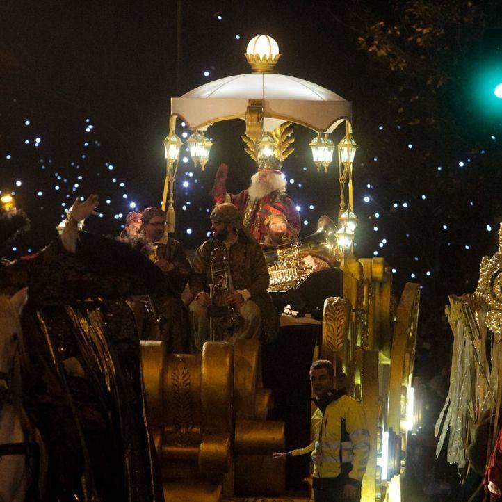 Cabalgata de Reyes de Madrid (Archivo)