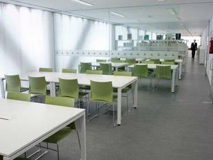 Los puestos de estudio de la Biblioteca de Retiro se trasladan a centros municipales durante las obras