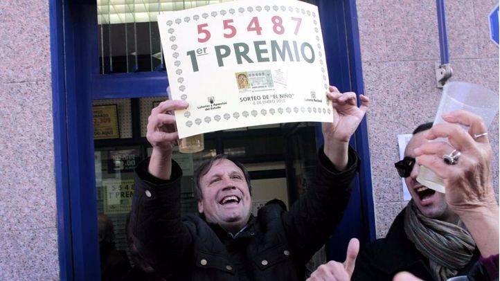 El Sorteo de 'El Niño' repartirá 630 millones de euros en premios