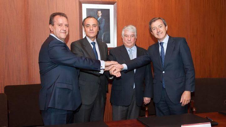 CaixaBank se incorpora al Club Cámara Madrid como socio de referencia de la entidad