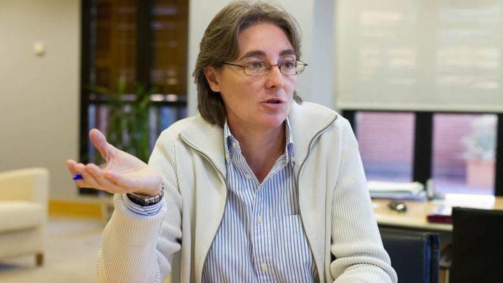 Marta Higueras primera teniente de alcalde y delegada de Asuntos Sociales, Equidad y Empleo.