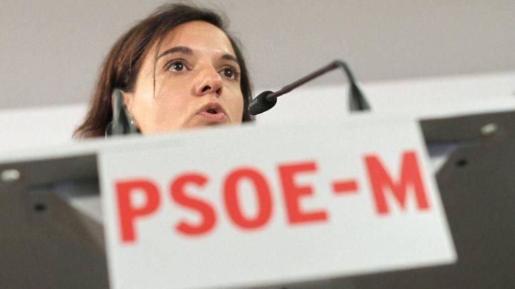 Sara Hernández asegura que la permanencia de Pedro Sánchez al frente del PSOE no se cuestiona