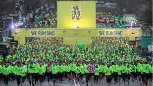 40.000 corredores participarán en la tradicional San Silvestre Vallecana