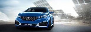 Peugeot 308 R Hybrid: tres motores, tracción total y 500 CV