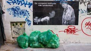 La basura domiciliaria no se recogerá ni la noche de Nochevieja ni la mañana de Año Nuevo
