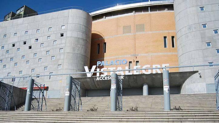 Plaza de toros y palacio Vistalegre.