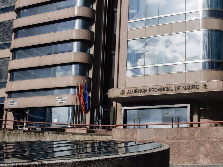 La Audiencia de Madrid unifica las secciones civiles y penales en una misma sede