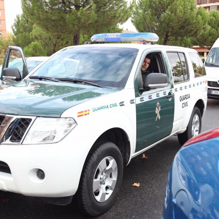Detenido por robar un camión con aceite de oliva valorado en 70.000 euros