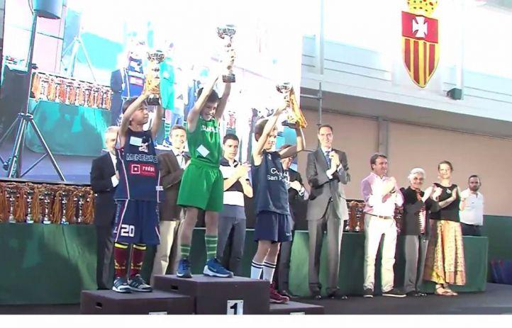 La gran fiesta del deporte escolar madrileño