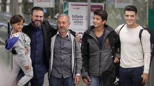 El refugiado sirio agredido por una reportera dirige el domingo un partido solidario a favor de los refugiados