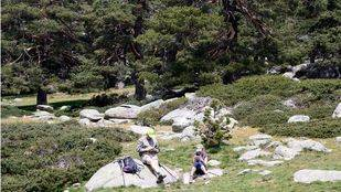 El Parque Nacional de Guadarrama apuesta por la accesibilidad