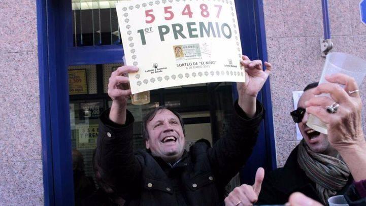 Madrid es la tercera comunidad en la que más veces ha tocado 'El Niño'