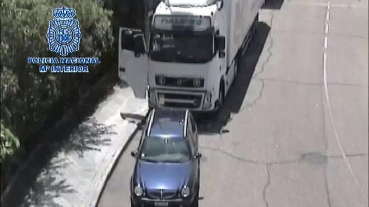 La Policía recupera 10 toneladas de polvo de platino valoradas en 600.000 euros
