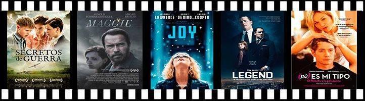 Ya en cines 'Joy', el nuevo trabajo de Jennifer Lawrence